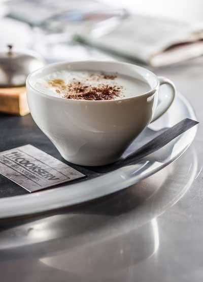 Barista-Cappuccino